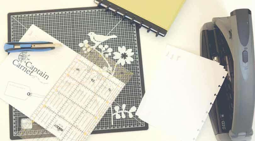 creer pages à imprimer son bullet journal