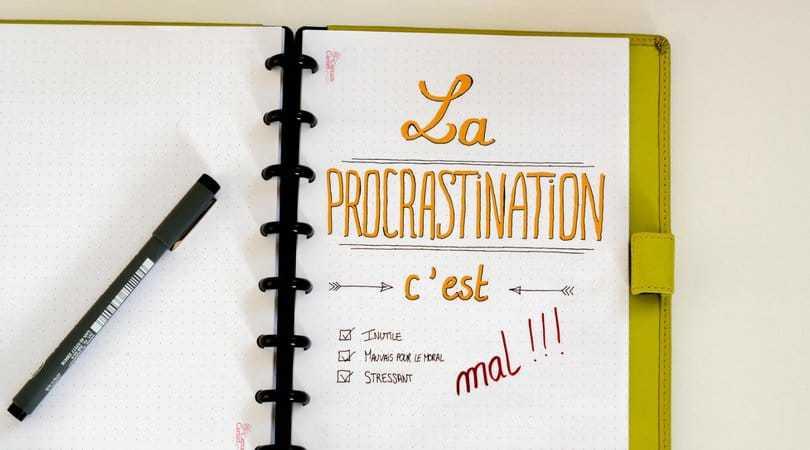Comment lutter contre la procrastination et se libérer du stress ?