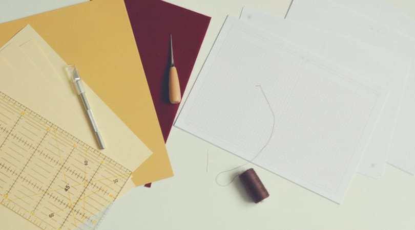 fabriquer-un-carnet-materiel