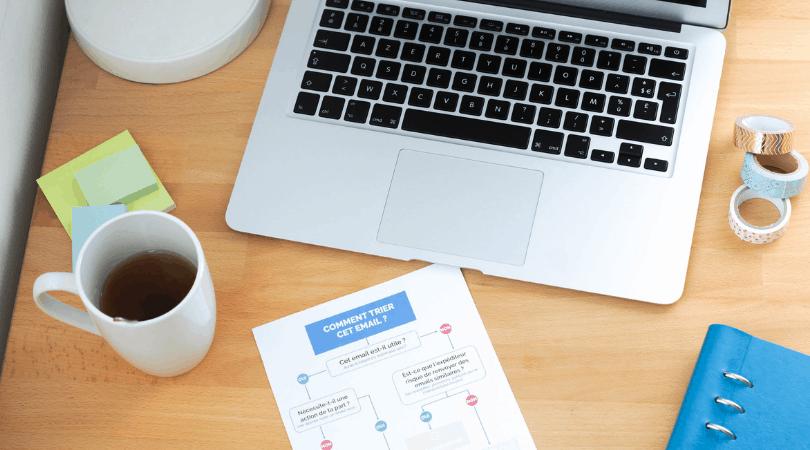 Organiser ses mails : pourquoi il FAUT passer au tri de votre boîte mail ?