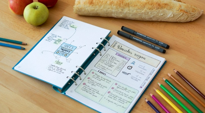planifier ses repas et menus de la semaine