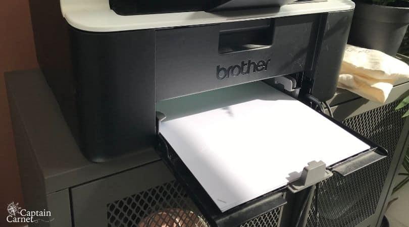imprimer recto verso manuellement repère
